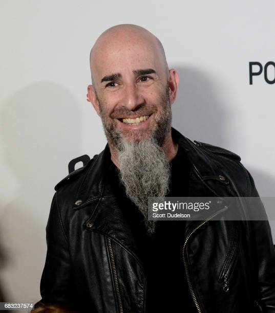 Guitarist Scott Ian of Anthrax attends the 'Strange 80's' benefit concert at The Fonda Theatre on May 14 2017 in Los Angeles California