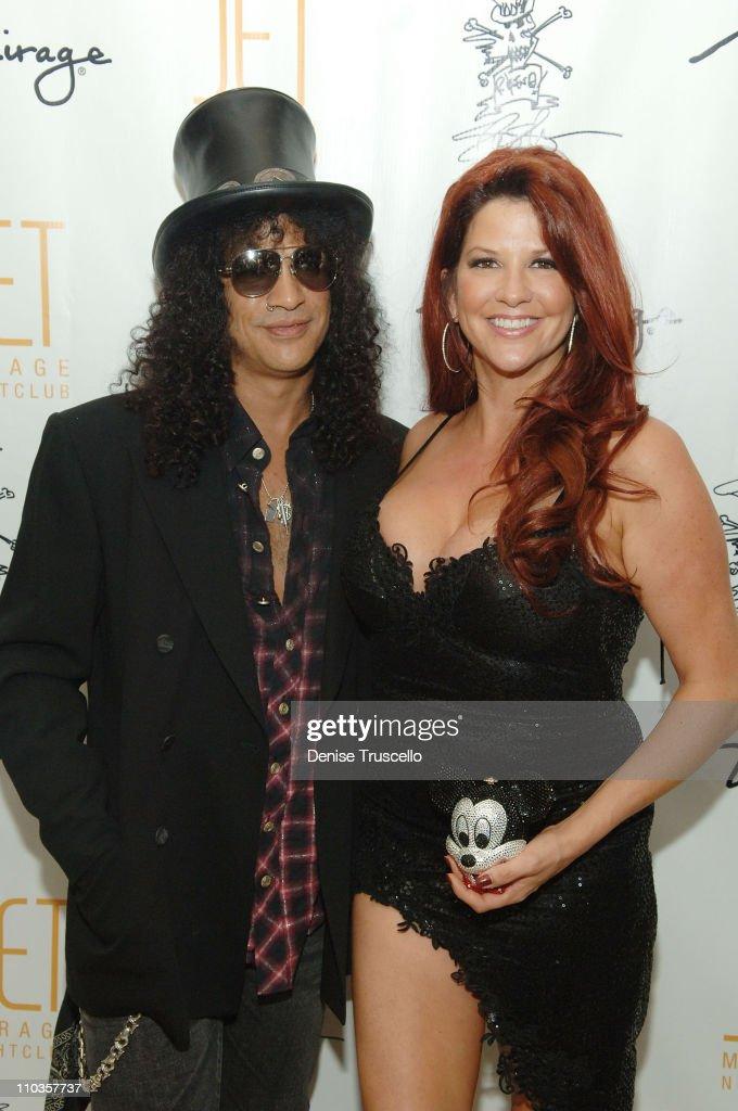 Slash's Birthday Jam At JET Nightclub At The Mirage
