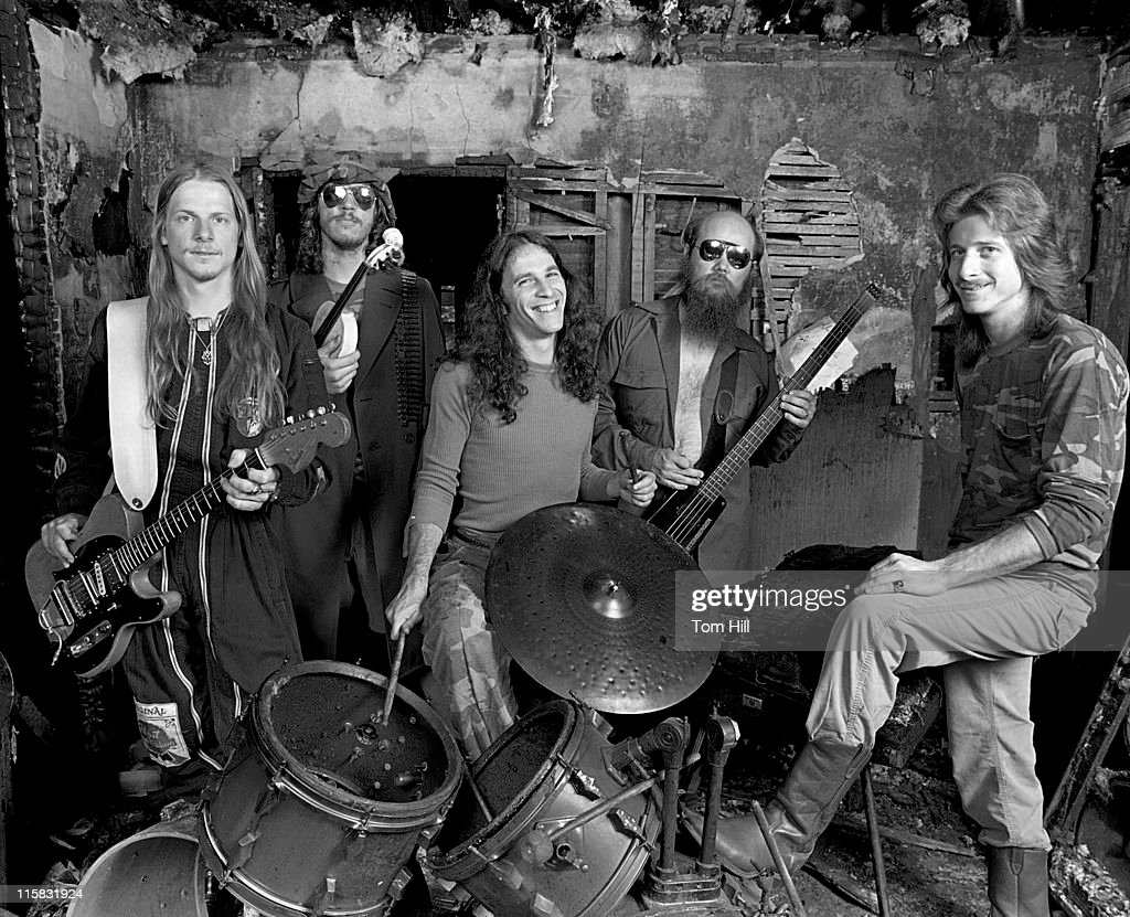 the dixie dregs in burned out practice room april 20 1981 getty images. Black Bedroom Furniture Sets. Home Design Ideas