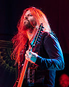 Machine Head Performs At The Fox Theater