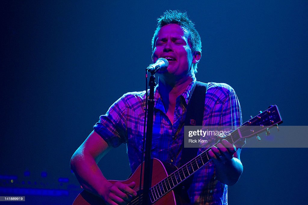 Guitarist/vocalist <a gi-track='captionPersonalityLinkClicked' href=/galleries/search?phrase=Jonny+Lang&family=editorial&specificpeople=1546637 ng-click='$event.stopPropagation()'>Jonny Lang</a> performs as part of the Experience Hendrix Tribute at ACL Live on March 24, 2012 in Austin, Texas.