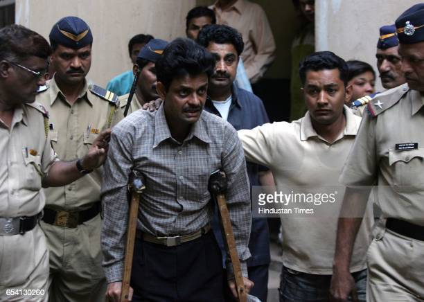 Gujarat Riots Bilkis Bano Case Bipin Joshi alias Lala Vakil one of the thirteen accused of raping and assaulting in Bilkis Bano case is being...