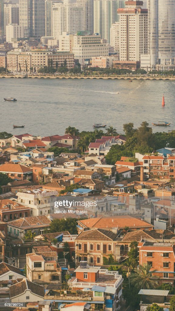 Gulangyu and Xiamen : Stock Photo