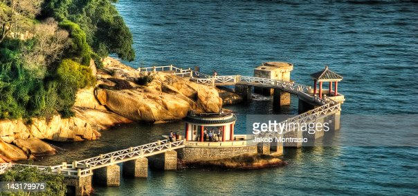 Gulangyu, Xiamen : Stock Photo