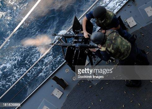 240 gulf machine gun