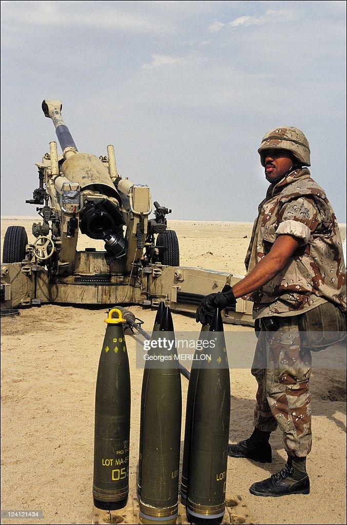 Khafji Saudi Arabia  city photos gallery : the battle of Khafji near the allies forces In Al Khafji, Saudi Arabia ...