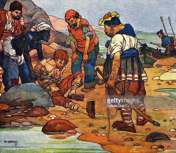 imagery in the gulliver travels Read expert analysis on literary devices in gulliver's travels.