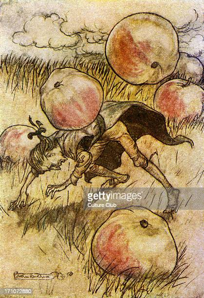 Gulliver's travels by Johnathan Swift First published in 1726 Caption Gulliver and the apples AngloIrish satirist essayist author poet political...