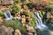 Gully at Guan Yin Gorge