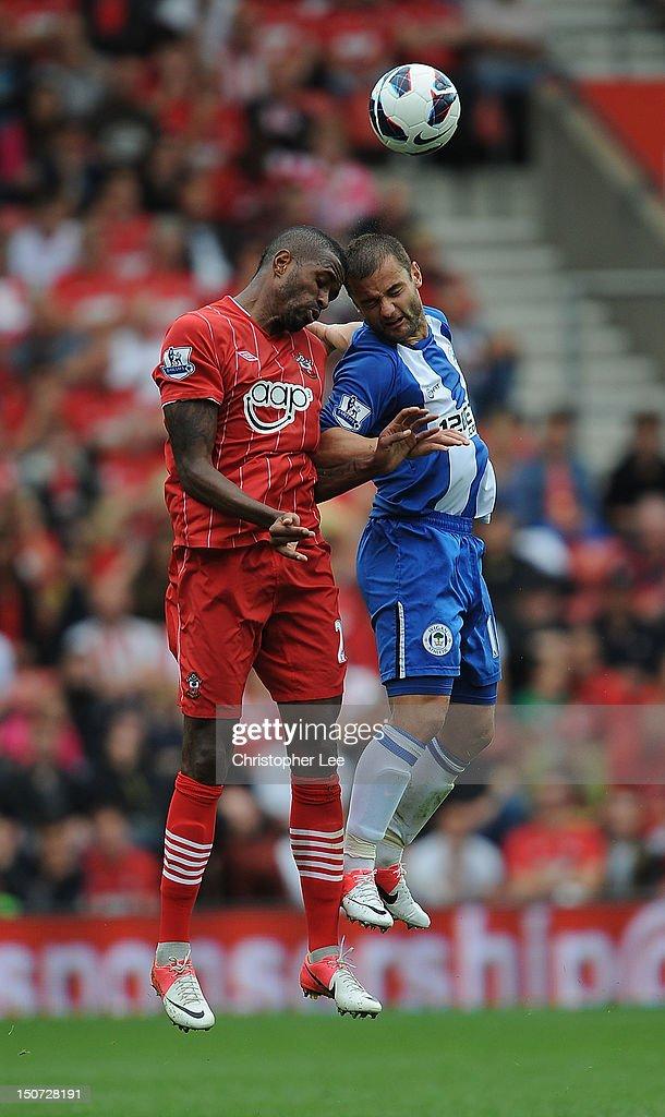 Southampton v Wigan Athletic - Premier League