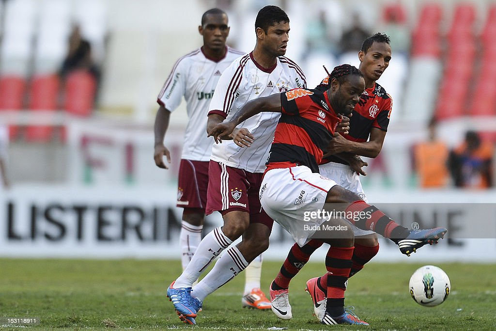 Flamengo v Fluminense - Brazilian Serie A
