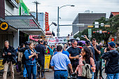 Gun activists march close to The University of Texas campus December 12 2015 in Austin Texas In addition to the event put on by DontComplycom a gun...