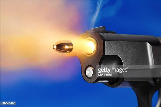 Gun and bullet