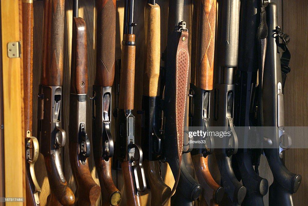 Gun Case : Stock Photo
