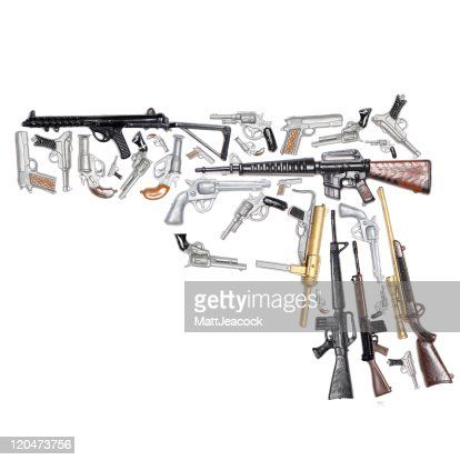 Gun Gun : Stock Photo