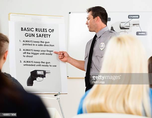 Gun Sicherheit Class