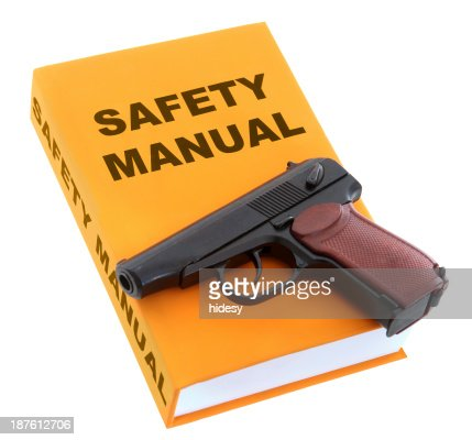 Gun Safety Manual Photo – Safety Manual