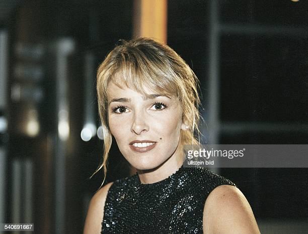 Gundis Zßmbó Moderatorin Schauspielerin und Unternehmerin Aufgenommen August 1997
