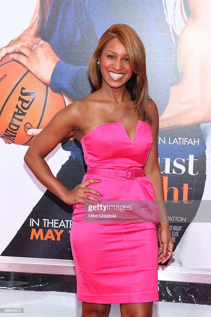 """""""Just Wright"""" New York Premiere"""