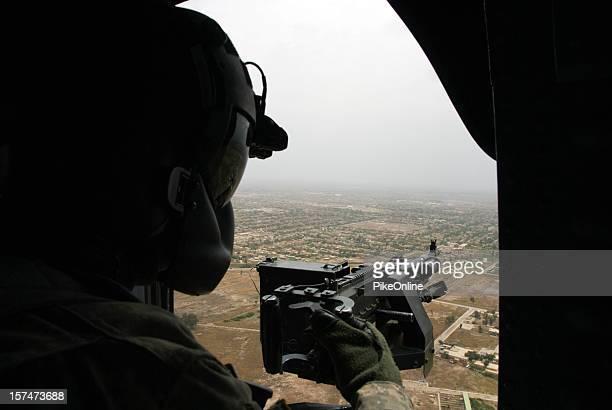 gunner over Baghdad