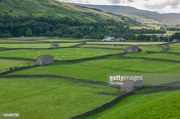 Gunnerside in the Yorkshire Dales