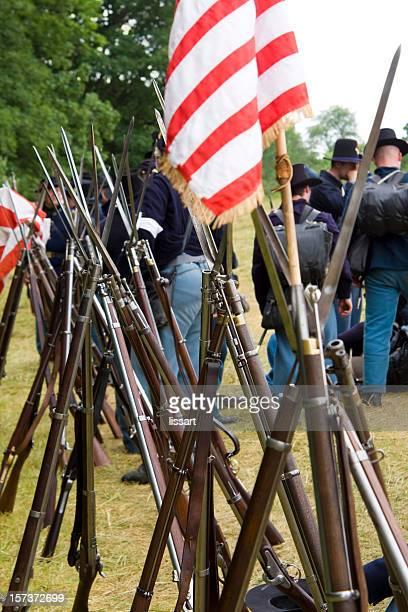 ガンズ後、ゲティスバーグの戦い