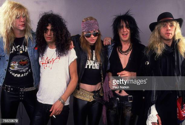 Guns and Roses Chicago 19th Devember 1987