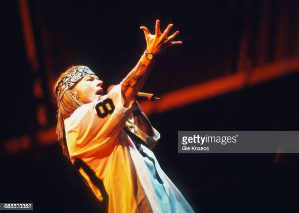 Guns N' Roses Axl Rose Pukkelpop Festival Hasselt Belgium