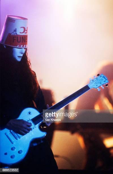 Guns N' Roses Buckethead Pukkelpop Festival Hasselt Belgium