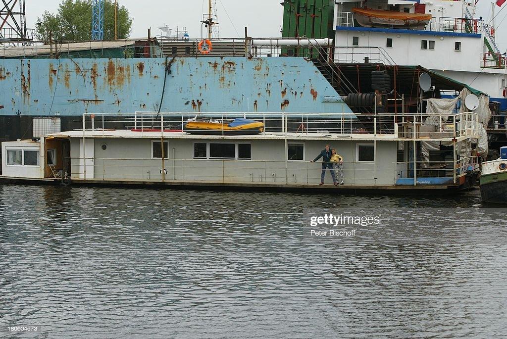 Hausboot Hamburg gunter gabriel homestory hamburg hausboot wasser hafen