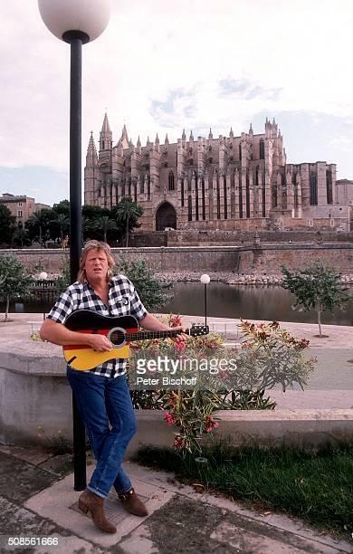 'Gunter Gabriel Privat am in Palma de Mallorca auf Insel Mallorca Spanien '