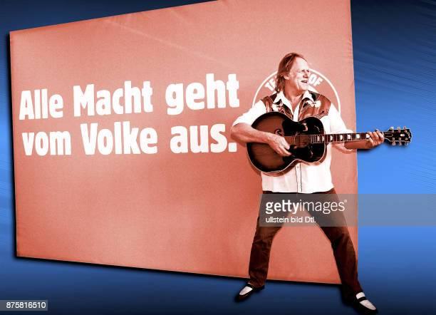 Gunter Gabriel Tempelhofretter Gabriel produziert Single für den Erhalt des Flughafen Tempelhof