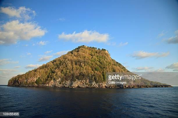 Gunung Api Island on Banda Sea, Indonesia