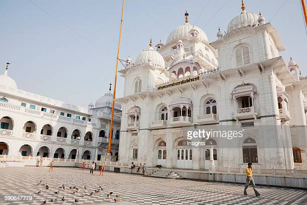 Gurdwara Har Mandir Sahib Birthplace Of Gorbind Singh In Patna Bihar India