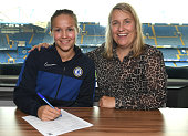 GBR: Chelsea Women Unveil new signing Guro Reiten