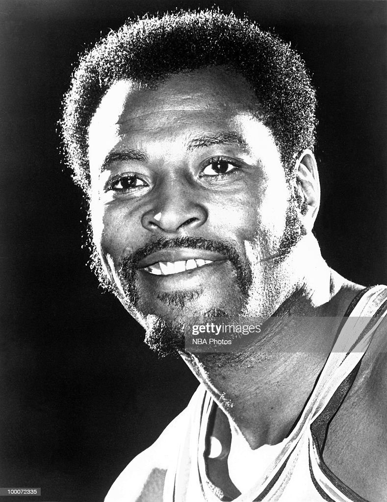 Gus Johnson of the Baltimore Bullets poses for a portrait circa 1970 in Baltimore, Maryland.