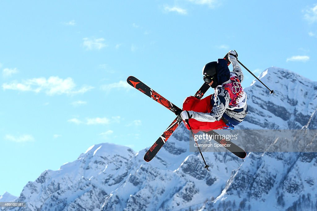 Freestyle Skiing - Winter Olympics Day 6