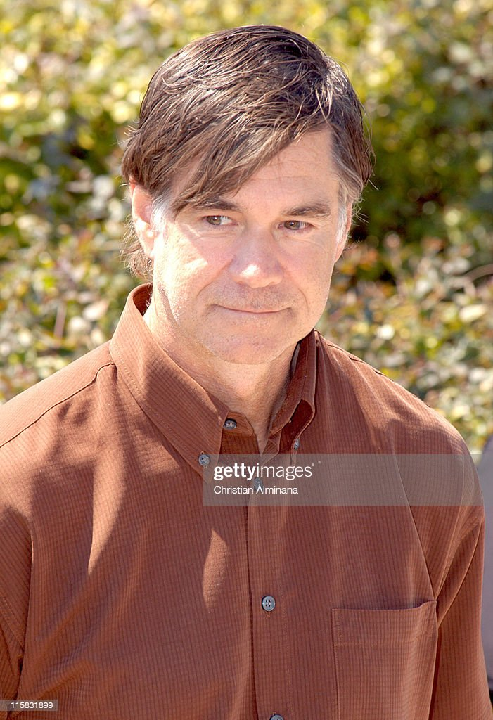 Gus Van Sant, Director during 2005 Cannes Film Festival - 'Last Days' Photocall at Palais des Festival in Cannes, France.