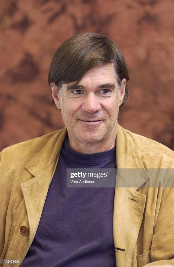 Gus Van Sant, writer/director during 'Elephant' Press Conference with Gus Van Sant at Private Location in West Hollywood, California, United States.