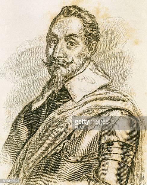 スウェーデン王 グスタフ2世アドルフ 画像と写真スウェーデン王 グスタフ2世アドルフ 画像と写真