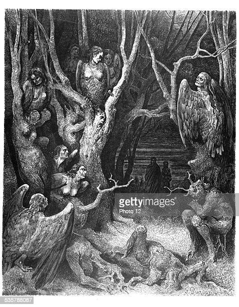 Gustave Doré Dante's Inferno illustration