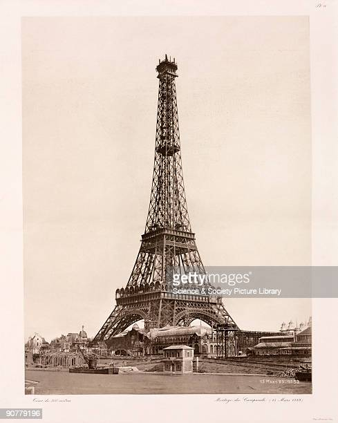 Gustave Eiffel designed the worldfamous tower built for the International Exhibition of Paris in 1889 commemorating the centenary of the French...