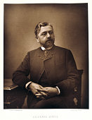 Gustave Eiffel French engineer 1880 Eiffel's most historic and bestknown work is the Eiffel Tower built for the Paris Exposition of 1889 staged to...