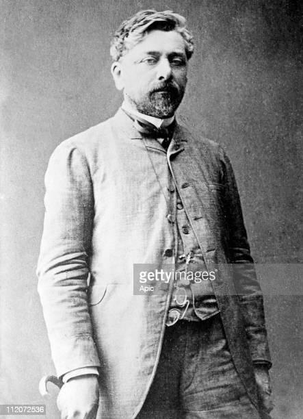 Gustave Eiffel french engineer c 1880