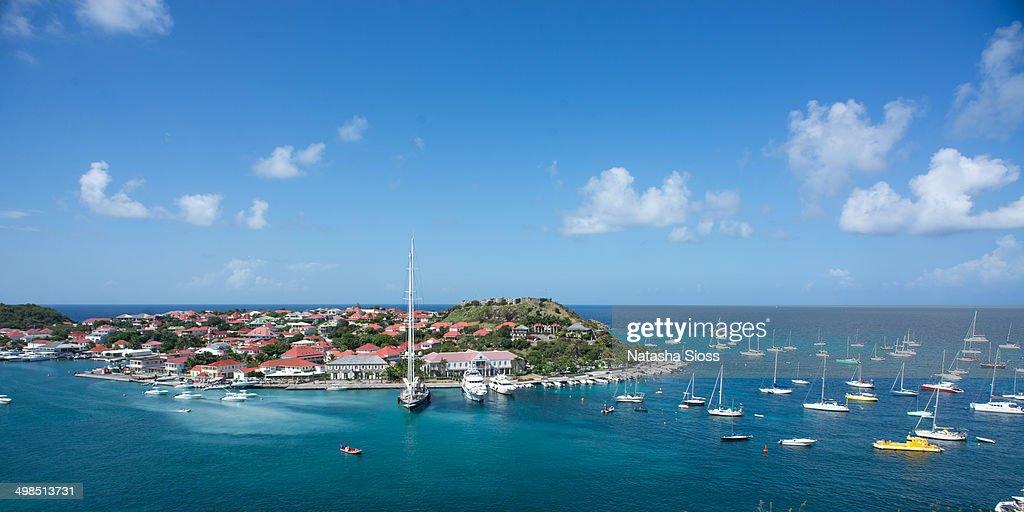 Gustavia Harbor, St Bart