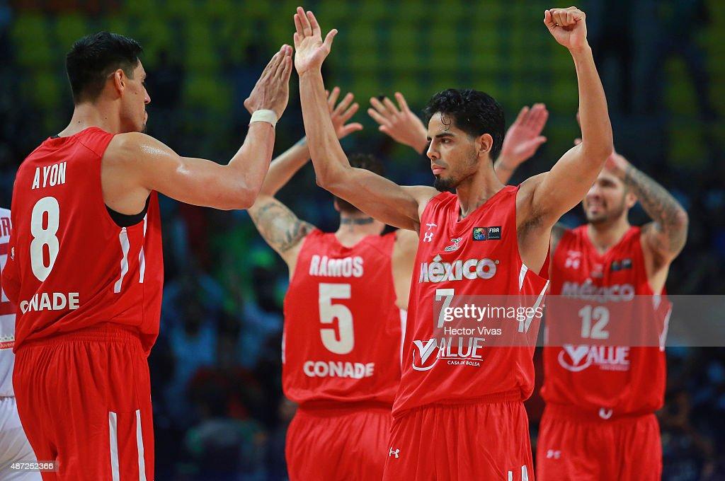 FIBA Americas Championship Mexico 2015 - Day 7