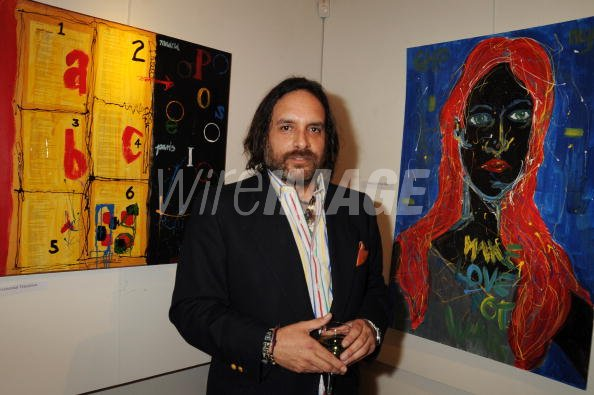 Gustavo Calle Gracey attends the...