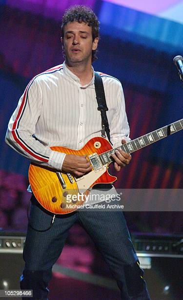 Gustavo Cerati during MTV Video Music Awards Latin America 2003 Show at The Jackie Gleason Theater in Miami Beach Florida United States