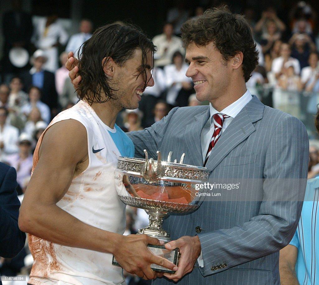 2007 French Open Men s Singles Final Roger Federer vs Rafael