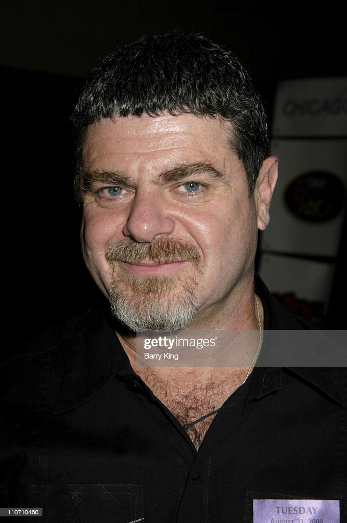 Gustavo Santaolalla during The 5th Annual Latin Grammy Awards - Radio Room - Day Two at Shrine Auditorium in Los Angeles, California, United States.